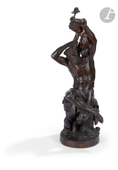 Jean-Joseph Perraud (1819-1876) Enfant de...