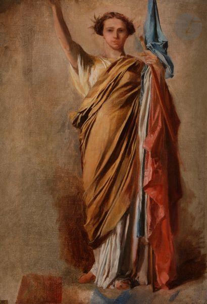 Attribué à Jean Louis Ernest MEISSONIER (1815...