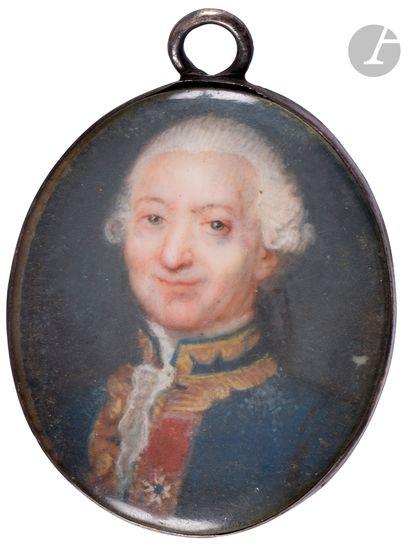 École française de la fin du XVIIIe siècle....