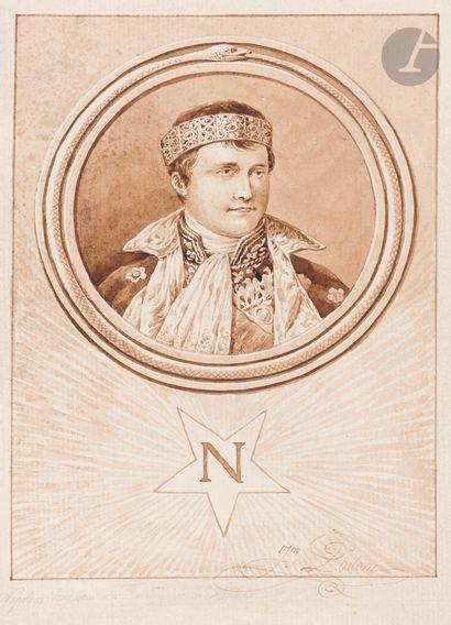 Giavanni-Baptista BODONI (1740-1813), attribué...