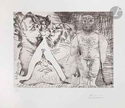 Pablo Picasso (1881-1973) Du mode d'emploi...