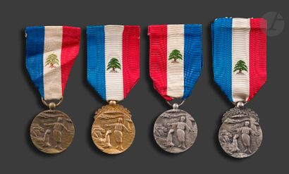 LIBAN Ordre du Mérite Libanais, Bel ensemble...