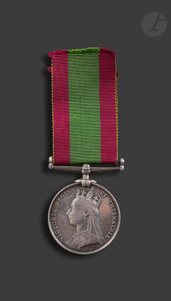 GRANDE-BRETAGNE AFGHANISTAN Medal (1878,79,80)....