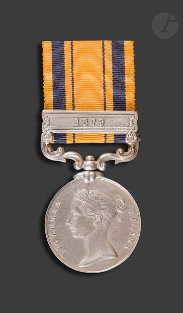 GRANDE-BRETAGNE SOUTH AFRICA Medal (1880)....