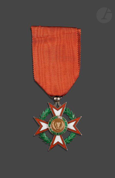 CÔTE D'IVOIRE ORDRE NATIONAL Étoile de chevalier...