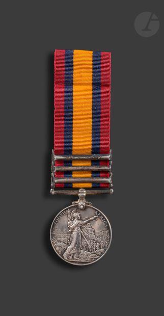 GRANDE-BRETAGNE SOUTH AFRICA Medal (1900)....