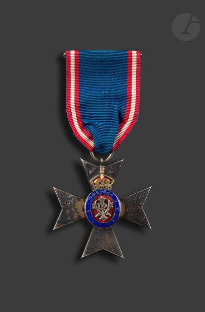 GRANDE-BRETAGNE ORDRE DE VICTORIA Croix de...
