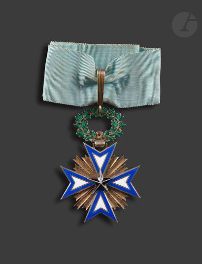 BENIN ORDRE DE L'ÉTOILE NOIRE Commandeur...