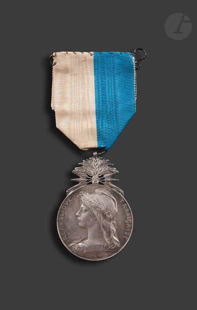 MADAGASCAR ORDRE DU MÉRITE INDIGÈNE Médaille...