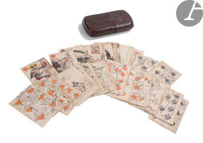 [CARTES À JOUER]. Jeu de cartes transformées:...