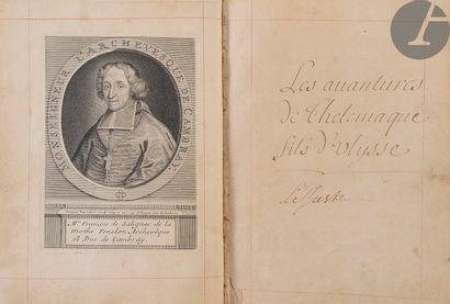 [FÉNELON (François de Salignac de La Mothe-Fénelon)]....