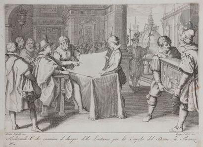 Jacques Callot (1592-1635) Restauration du...