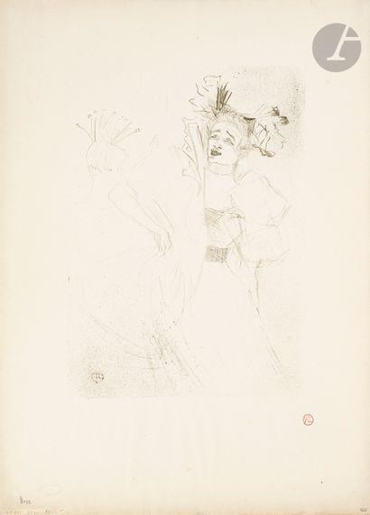 Henri de Toulouse-Lautrec (1864-1901) Lender...