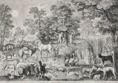 Nicolaes de Bruyn (1571-1656) La Chute de...