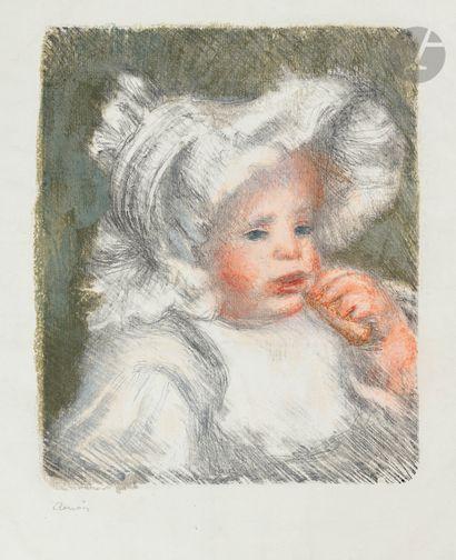 Pierre-Auguste Renoir (1841-1919) L'Enfant...