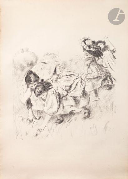 Pierre-Auguste Renoir (1841-1919) Les Enfants...