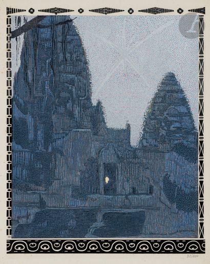 François-Louis Schmied (1873-1941) Illustrations...