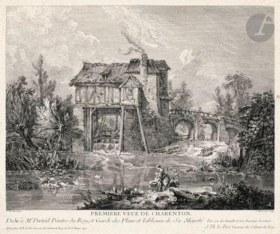 Jacques Philippe Le Bas (1707-1783) Première...