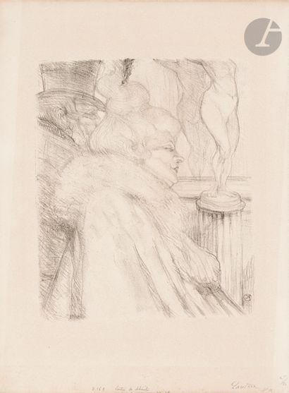 Henri de Toulouse-Lautrec (1864-1901) Sortie...