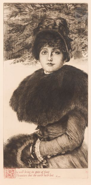 James-J.-J. Tissot (1836-1902) Promenade...