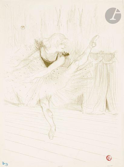 Henri de Toulouse-Lautrec (1864-1901) Miss...