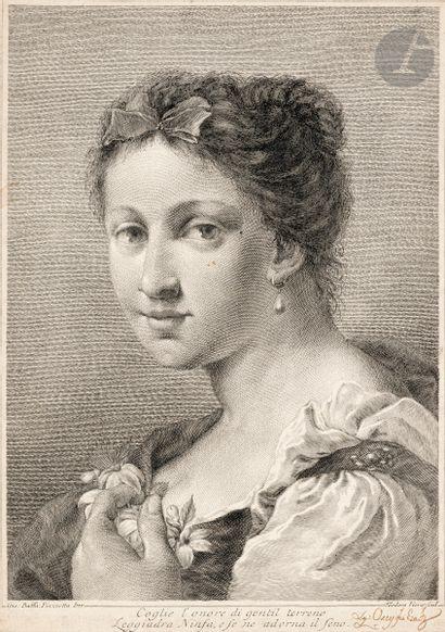 Giovanni Battista Piazzetta (1682 ou 1683-1754)...