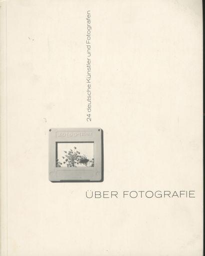 ALLEMAGNE 6 livres d'artistes et de photographes....