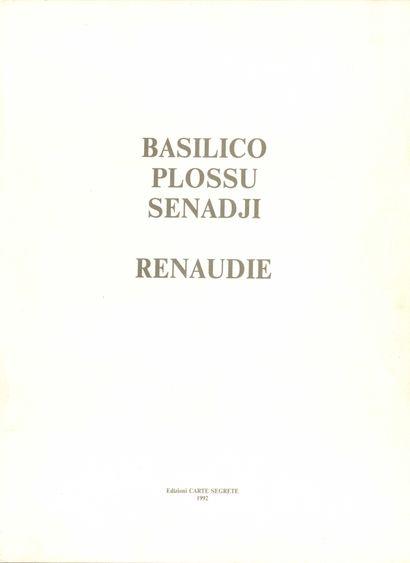 BASILICO, GABRIELE (1944-2013) [Signed] PLOSSU,...