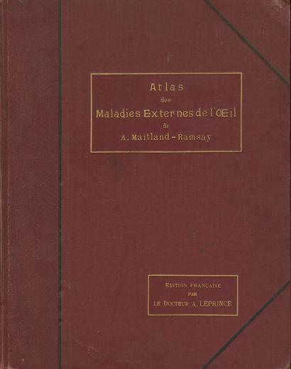 Maitland-Ramsay, Andrew (1859-1946) Atlas...