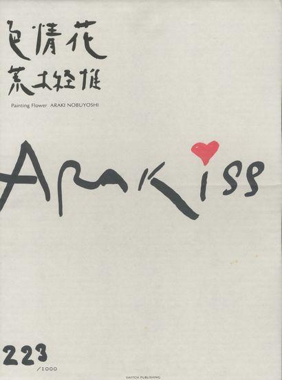 ARAKI, NOBUYOSHI (1940) [Signed] Painting...