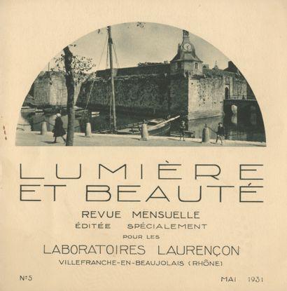 ARLAUD, GEORGES-LOUIS (1869-1944) Lumière...
