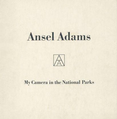 ADAMS, ANSEL (1902-1984) [Signed] My Camera...