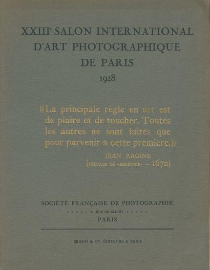 PICTORIALISME XXIII° Salon International...