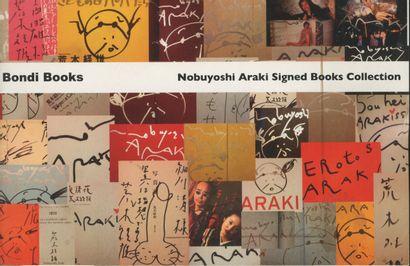 ARAKI, NOBUYOSHI (1940) 2 livres sur les...