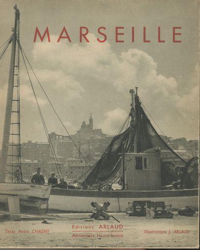 ARLAUD, J. Marseille. Éditions Arlaud, Annemasse,...