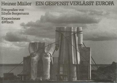 BERGEMANN, SIBYLLE (1941-2010) MÜLLER, HEINER...