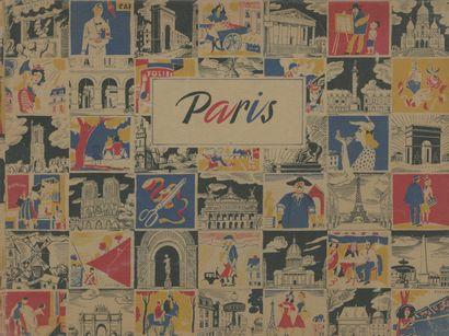 BOUDOT-LAMOTTE, EMMANUEL (1908-1981) Paris....
