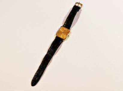 SEIKO  Montre bracelet pour homme en or 18K...