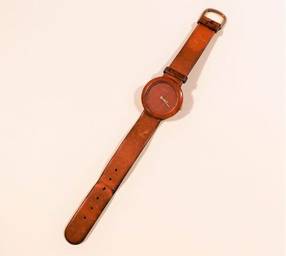 TISSOT Vers 1990  Montre bracelet pour femme...