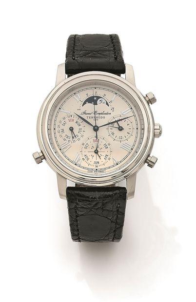 TENSHODO  N° 310802  Montre bracelet d'homme...