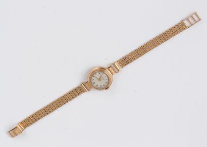 JAEGER-LeCOULTRE  Montre bracelet de dame...