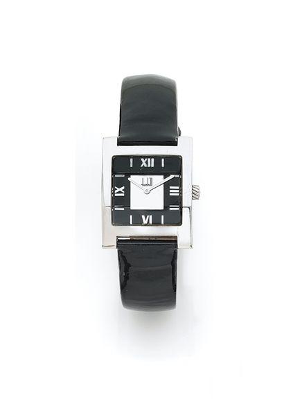 Alfred DUNHILL  Ref 8022. Vers 2010  N° BB 19815  Montre bracelet pour femme en...