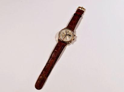 CHRONOSWISS  N° 77990  Montre bracelet pour...