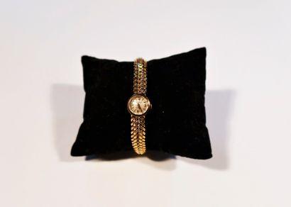 JAEGER LECOULTRE  Montre bracelet pour femme...