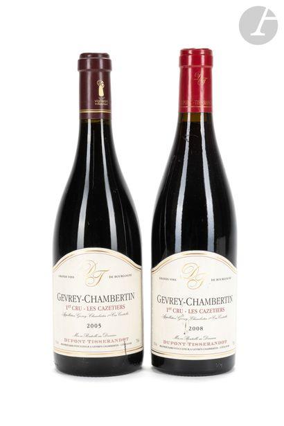1 B GEVREY-CHAMBERTIN LES CAZETIERS (1er...