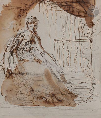 François GÉRARD (Rome 1770 - Paris 1837)...
