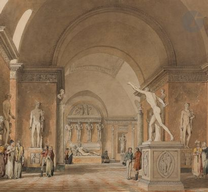 Pierre-François-Léonard FONTAINE (Pontoise...