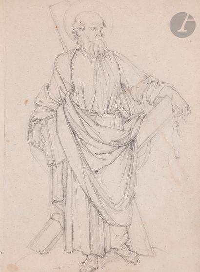 Attribué à Élie Honoré MONTAGNY (Paris c,1795...