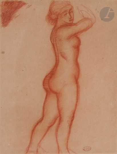 Aristide MAILLOL (Banyuls-sur-Mer 1861 -...