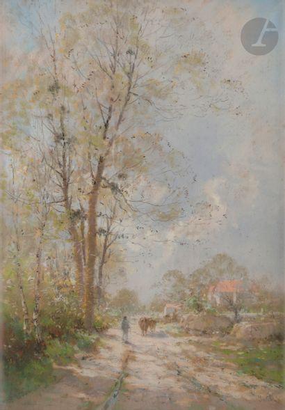 Marie Joseph Léon IWILL (Paris 1850 - ? 1923)...